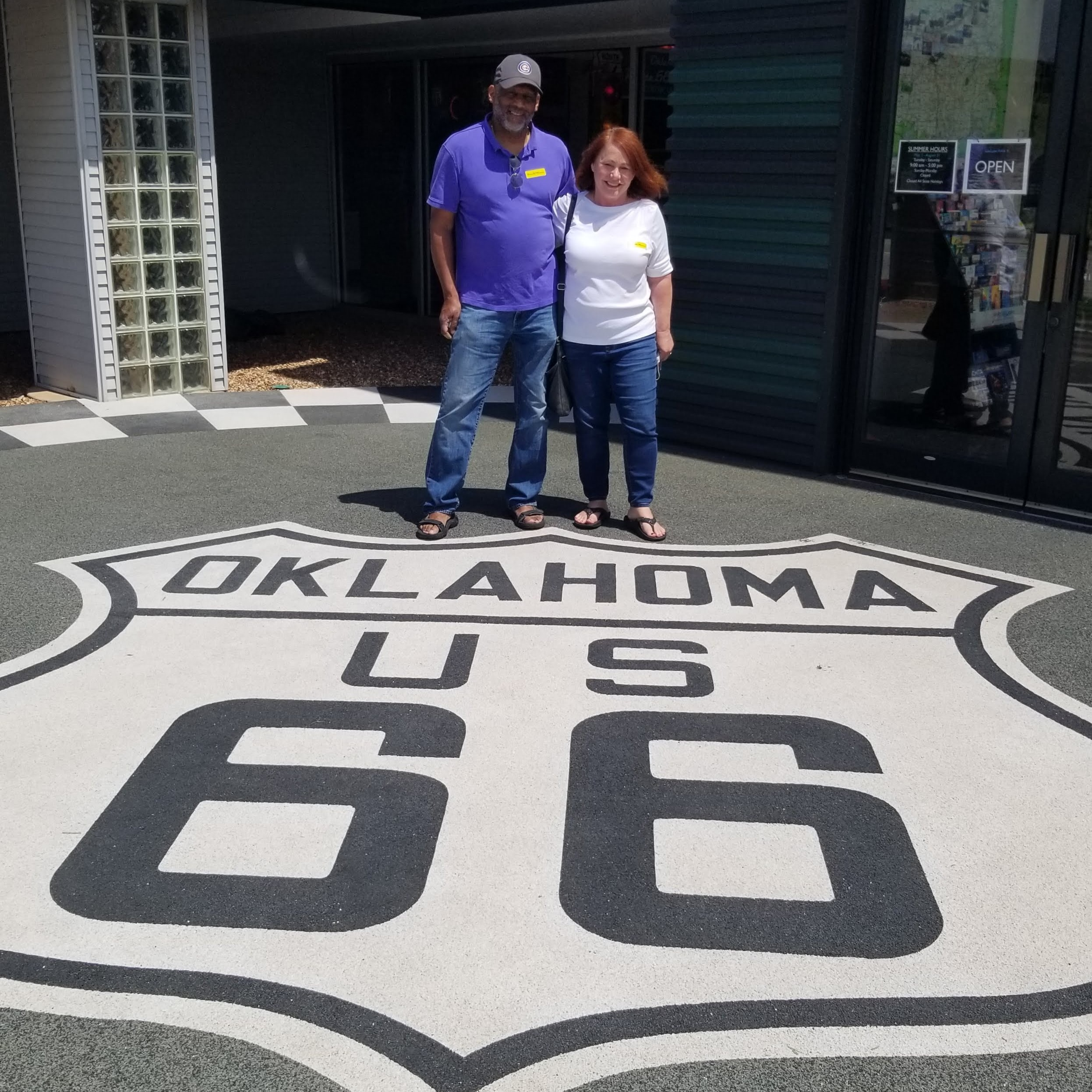 2020 Road Trip – I40 (Route 66)