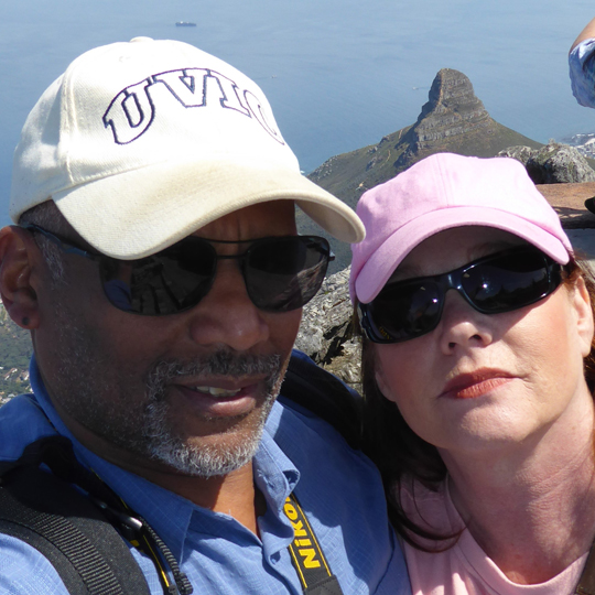 Welcome to our blog. We are Ron and Robin, semi-retirees, who in our spare time love to travel. Our adventures include travel groups, RV road trips, taking advantage of our fight attendant daughter's flying privileges and finding great travel deals on-line. When we became a couple in 2014 our adventures together began. For us traveling is not a way of life, but a part of life. So, we hope you enjoy what we have to share.